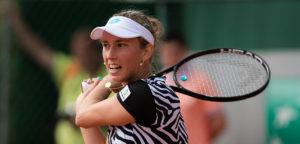 Elise Mertens - © Walter Saenen (Tennis Vlaanderen)