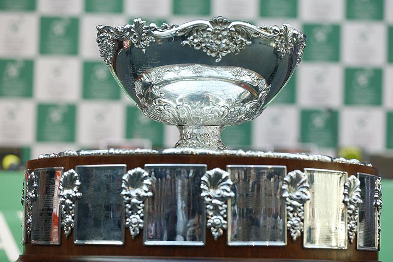 Davis Cup Loting - © Philippe Buissin/ IMAGELLAN