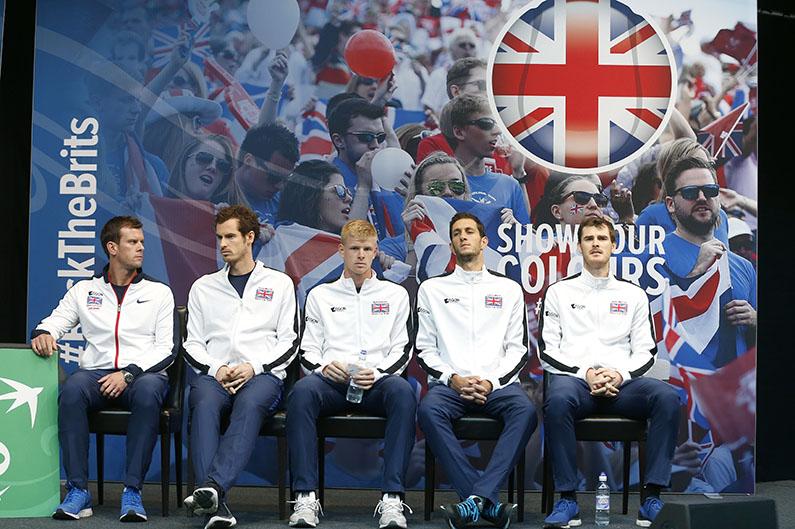 Team GB - © Philippe Buissin/ IMAGELLAN
