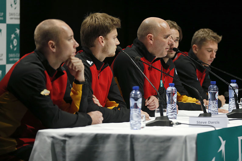 Team Belgium - © Philippe Buissin/ IMAGELLAN