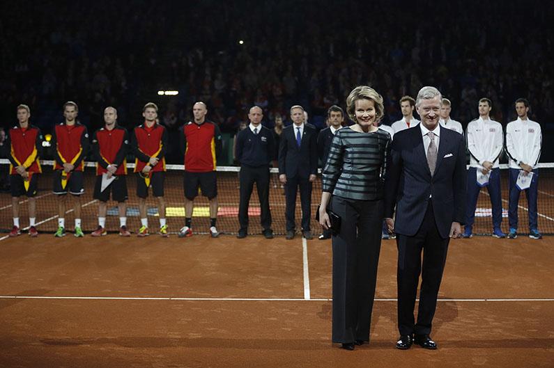 Openingsceremonie - © Philippe Buissin/ IMAGELLAN