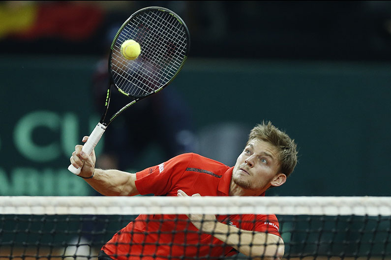 David Goffin - © Philippe Buissin/ IMAGELLAN