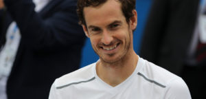 Andy Murray - © Marianne Bevis (flickr)