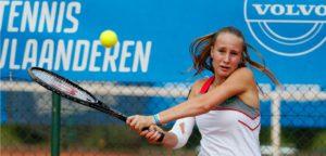 Axana Mareen - © Richard van Loon (www.tennisfoto.net)