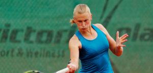 Elyne Boeykens - © Richard Van Loon (tennisfoto.net)