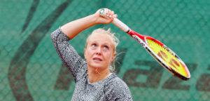 Eliessa Vanlangendonck - © Richard Van Loon (tennisfoto.net)