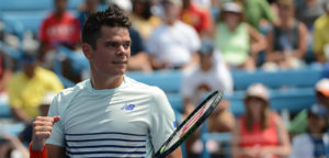 Milos Raonic - © Christopher Levy (www.flickr.com)
