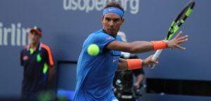 Rafael Nadal US Open 2016 - © Marianne Bevis (Flickr)