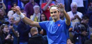 Roger Federer - © Christopher Levy (flickr)