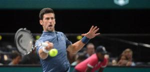 Novak Djokovic - © Christopher Levy (Flickr)
