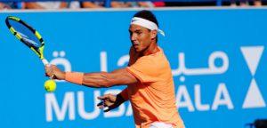 Rafael Nadal - © Richard van Loon - tennisfoto.net