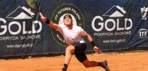 Zizou Bergs - © Tennis Futures Poland