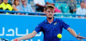 David Goffin - © Richard van Loon - tennisfoto.net