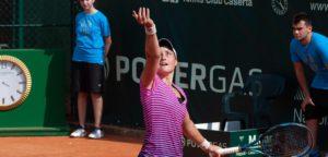 Marie Benoît - © Tennis Club Caserta