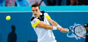 Roberto Bautista Agut - © Richard van Loon (tennisfoto.net)
