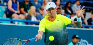 Kevin Anderson - © Richard van Loon (tennisfoto.net)