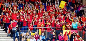 Belgische Fans - © Richard Van Loon