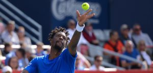 Gael Monfils - © Christopher Levy (www.flickr.com)