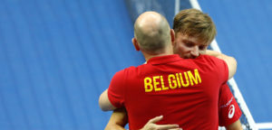 David Goffin & Johan Van Herck - © Imagellan