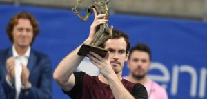 Andy Murray - © European Open