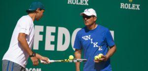 Rafael & Toni Nadal - © mirsasha (Flickr)