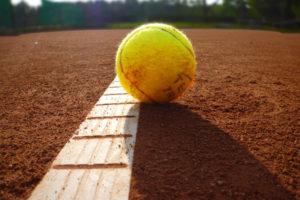 Algemeen tennisbeeld