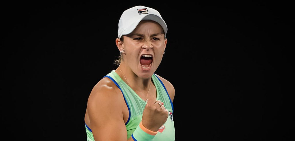 Ashleigh Barty - © Jimmie48 Tennis Photography