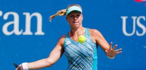 Kiki Bertens - © Richard Van Loon (tennisfoto.net)