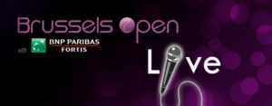 Brussels Open - Live