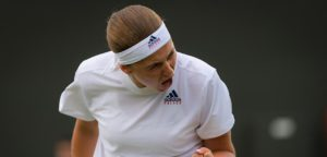 Jelena Ostapenko - © Jimmie48 Tennis Photography