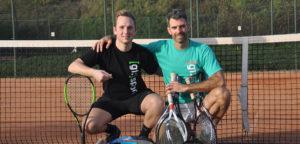 Michaël Clijsters en Guy Wanwijck - © Michaël Clijsters