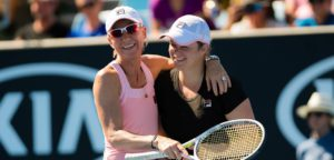 Kim Clijsters en Rennae Stubbs - © Jimmie48 Tennis Photography