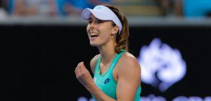Alizé Cornet - © Jimmie48 Tennis Photography