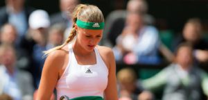 Kristina Mladenovic - © Jimmie48 Tennis Photography