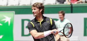 Juan Carlos Ferrero - © Optima Open