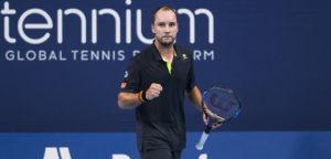 Steve Darcis European Open 2017 © L. Dieffembacq (Imagellan)