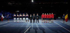 Davis Cup 2017 in Rijsel © IMAGELLAN
