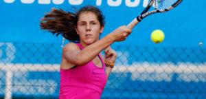 Victoria Kalaitzis - © Richard Van Loon (www.tennisfoto.net)
