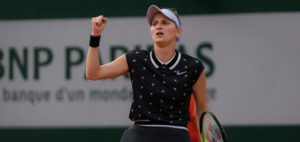 Marketa Vondrousova - © Jimmie48 Tennis Photography