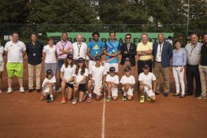 Finale Rising Stars Tennis Tour Oostende - © Nick Verhaeghe