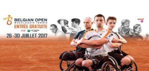 Poster Belgian Open ©