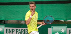 Jeroen Vanneste - © Nick Verhaeghe (Rising Stars Tennis Tour)