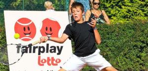 Tibo Colson - © Tennis Vlaanderen (www.tennisvlaanderen.be)