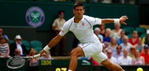 Novak Djokovic - © Eurosport / Julian Finney / Getty Images