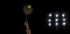 Algemeen tennisbeeld - © simonkr (iStock)