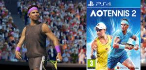 'AO Tennis 2' Rafael Nadal - © Big Ant Studios