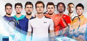 ATP World Tour Finalists - © Twitter (@ATPWorldTour)