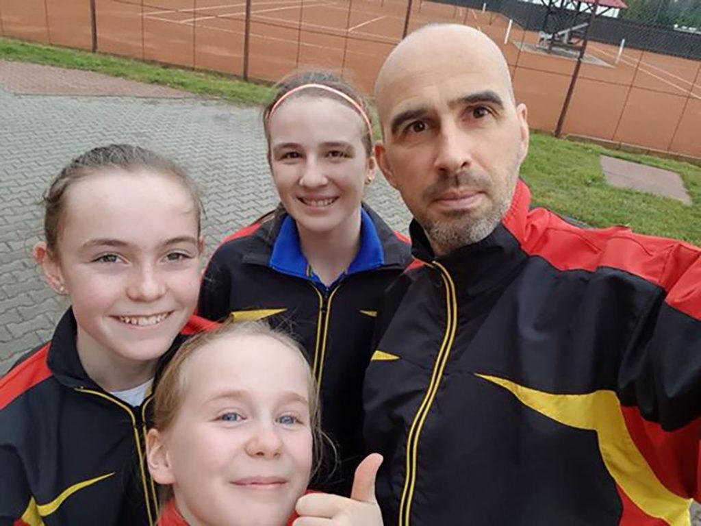 Belgische U12-meisjesploeg - © Uschi Van Doren