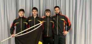 Belgische U16-ploeg - © WTAG (Facebook)