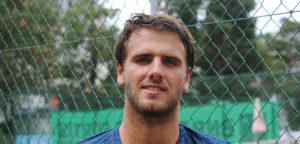 Benjamin Dhoe - © We Are Tennis (BNP Paribas Fortis)